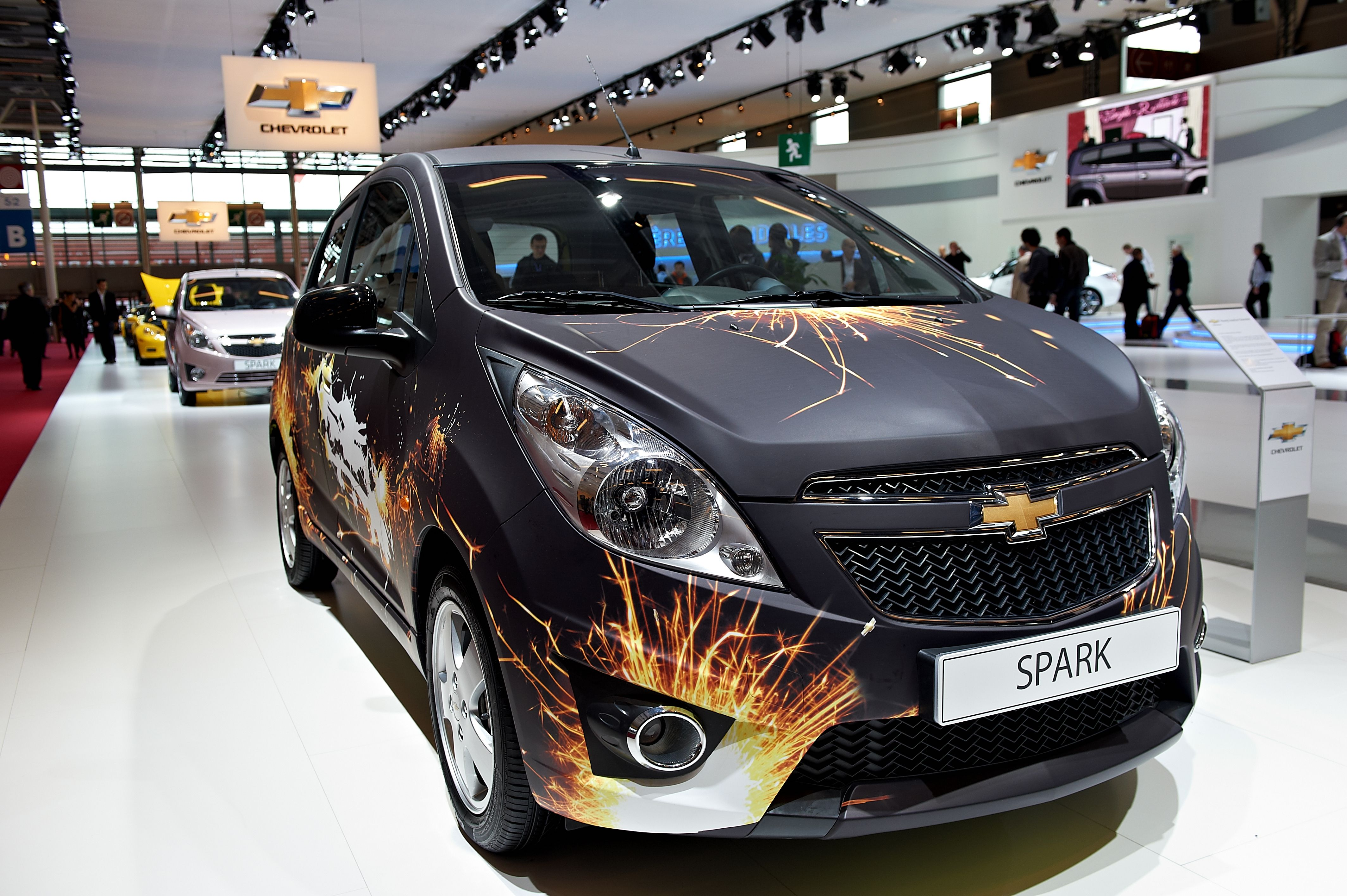 Chevrolet Spark Chevrolet Spark Chevrolet Chevy