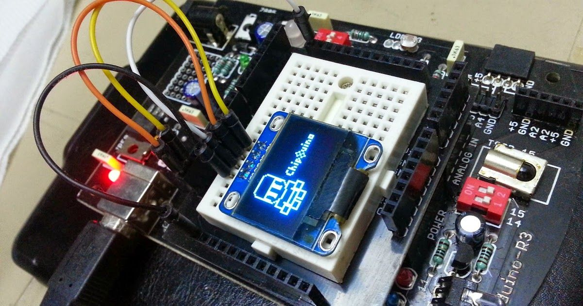 The robot can talk interfacing arduino with an