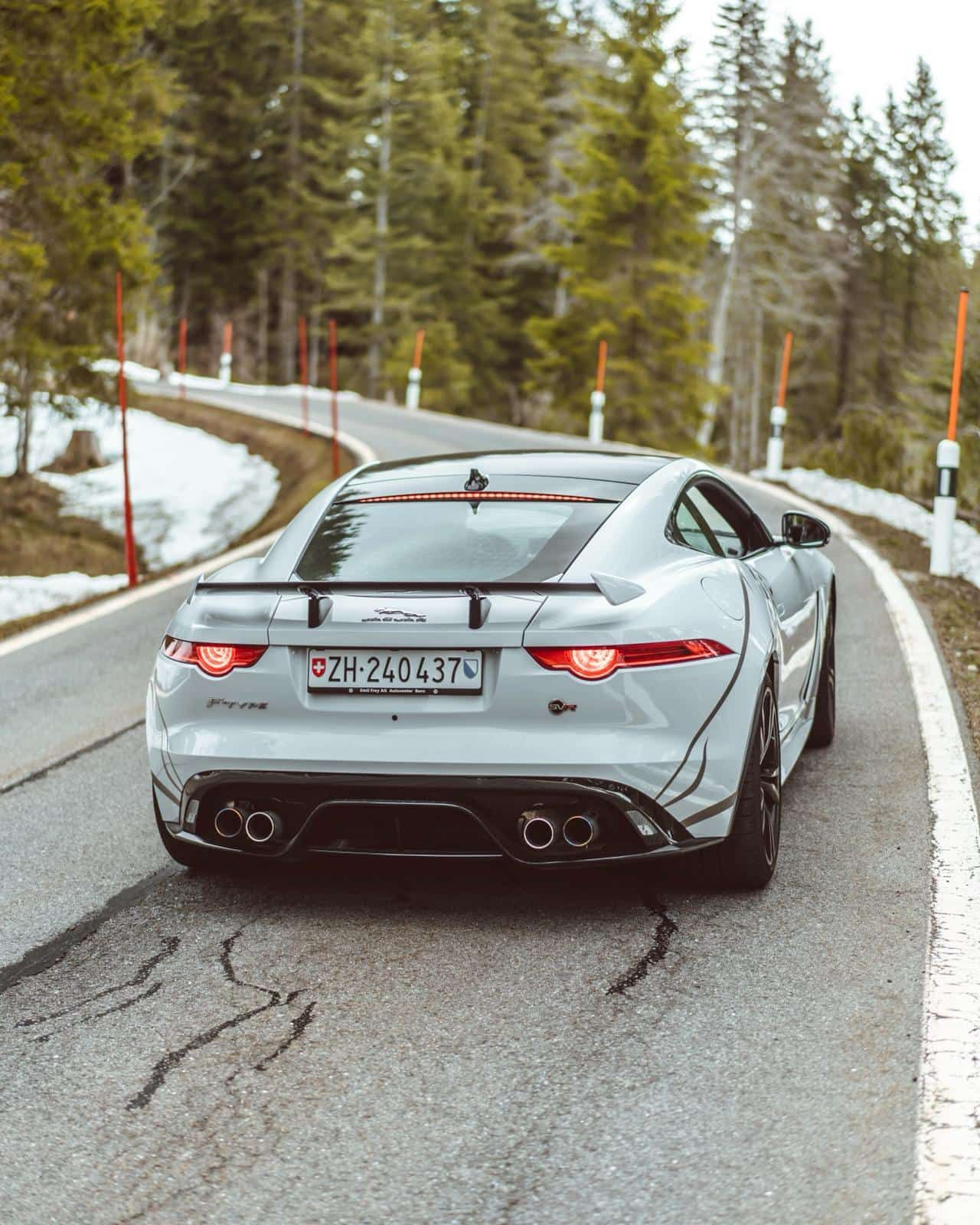 7 Reasons To Get A Jaguar F-Type