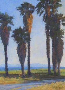 """Palm Sunset"""