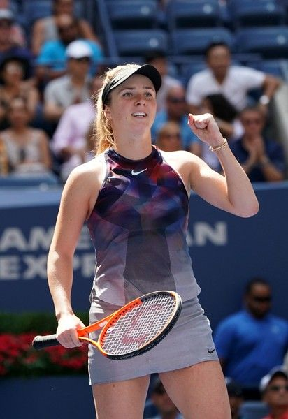 2017 Us Open Tennis Championships Day 4 Tennis Players Female Ladies Tennis Female Athletes