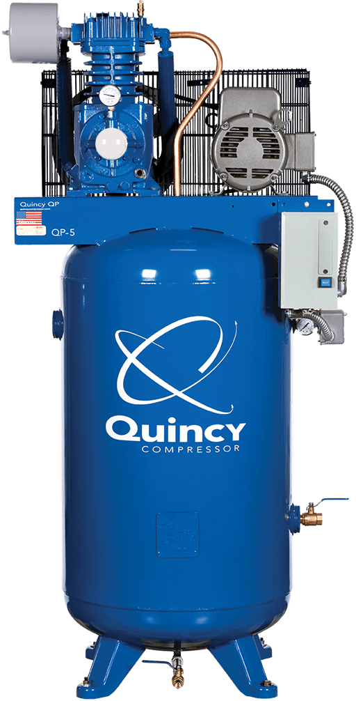 QP Reciprocating Air Compressor The QP is a heavyduty