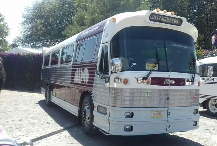 Dina Olimpico Ado Autobuses De Oriente Autobus Transporte Urbano