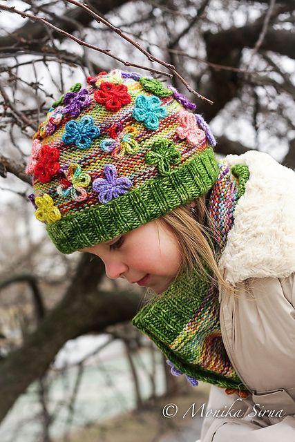 Ravelry: Kveta Hat pattern by Monika Sirna