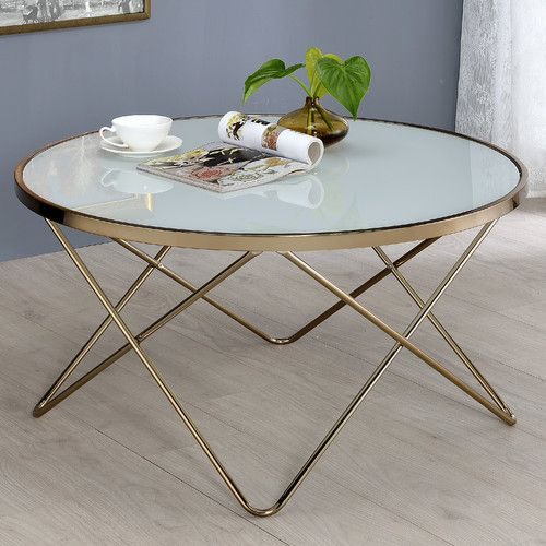 Found It At Allmodern Valora Coffee Table Coffee Table Glass