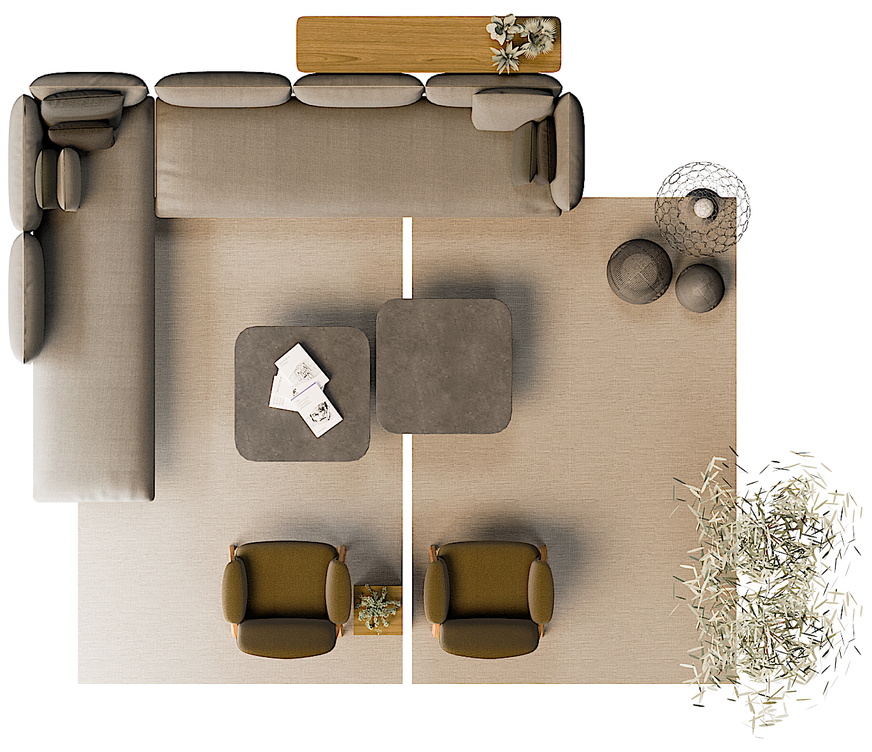 Senja sofa | Living room furniture layout, Mood board ...