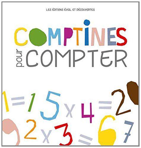 """Amazon.fr - Livre CD """"""""Comptines pour compter - Laurent Lahaye - Livres"""