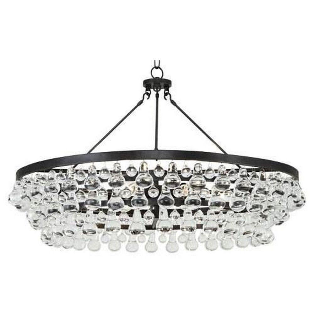 Finelightingdesigns Bling Six Light Chandelier Robert Abbey