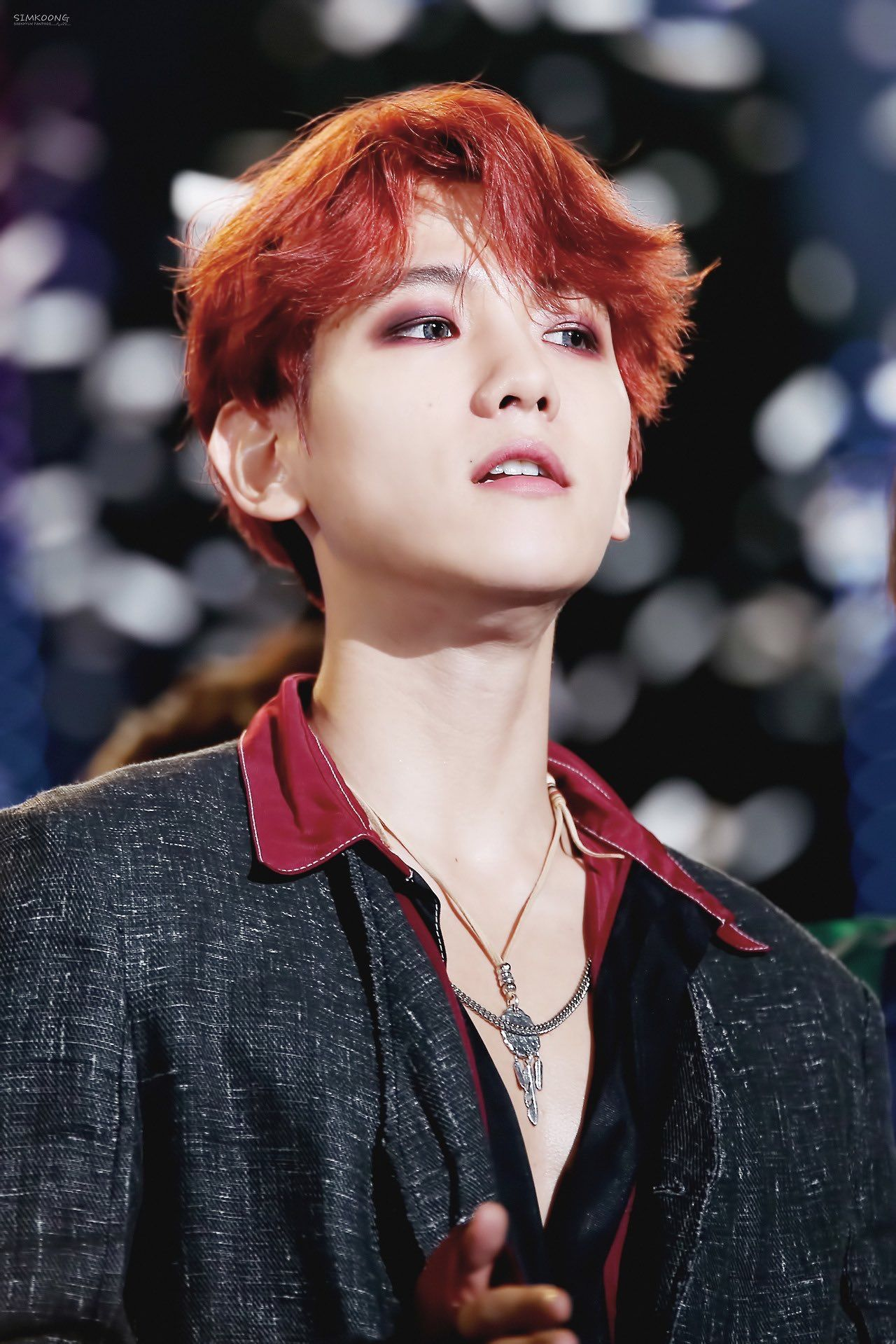 Baekhyun Hq 161008 At Dmc Festival 2016 Mbc Korean Music Wave Exo Suho K Idols Exo M