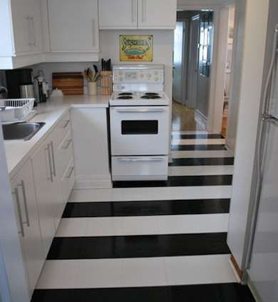 Removable tiles for rental friendly flooring flooring for Removable flooring for renters
