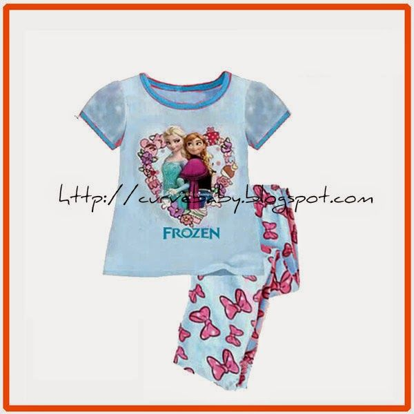 Frozen Elsa Anna Olaf Collections  Item Size: 2, 3, 4, 5, 6, 7 Age: 2, 3, 4, 5, 6, 7  Price:  $10