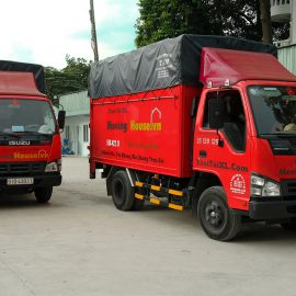 Taxi tải tại Movinghouse trong 2020 Xe tải, Tai