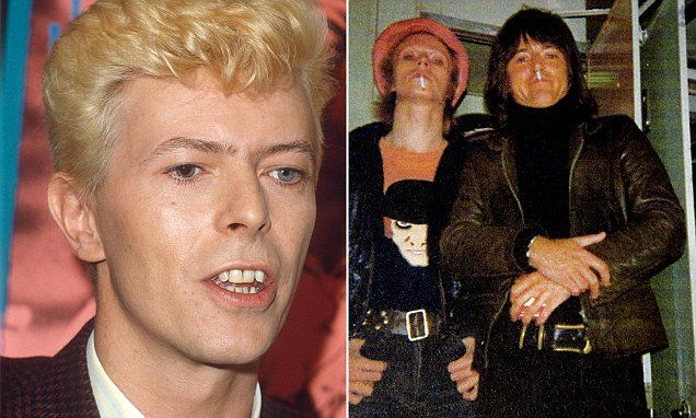 Tribute From Bowie S Friend Responsible For His Distinctive Eye