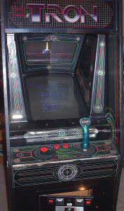 Real dimensions of the Tron cabinet. | Comic Shop Diorama 1/12 ...