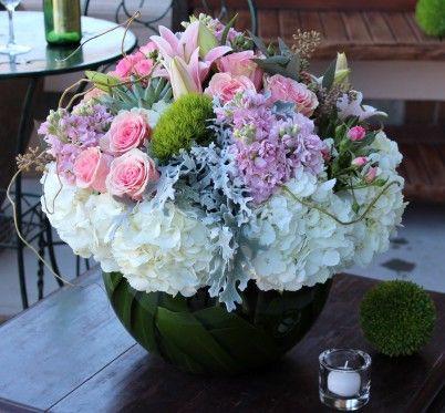 Garden Of Romance By English Garden Florist Las Vegas Container Flowers Flower Arrangements English Garden