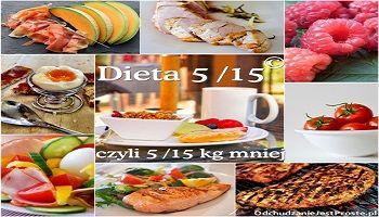 Szybka dieta odchudzająca - jadłospis i zasady
