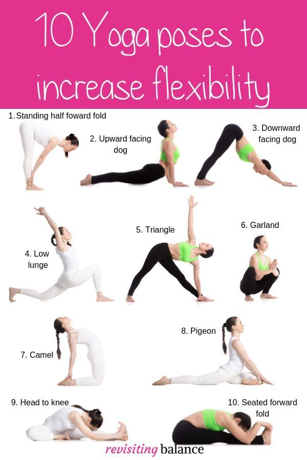 10 Beginner Yoga for Flexibility Poses - Revisiting Balance