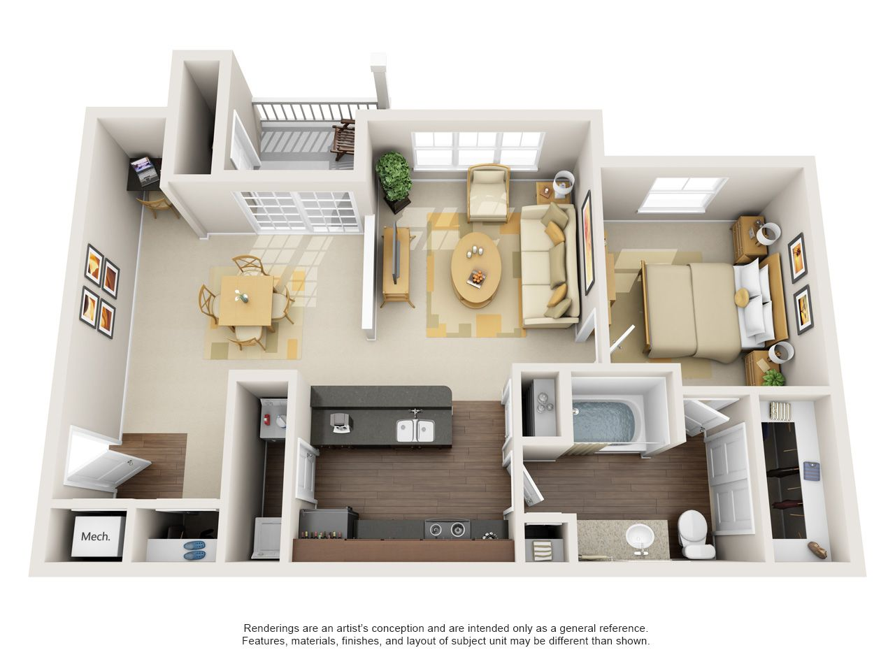 1 2 And 3 Bedroom Luxury Apartments In Fort Wayne In Fortwayne Indiana Apartment Steadfa Small Apartment Floor Plans Apartment Layout Luxurious Bedrooms