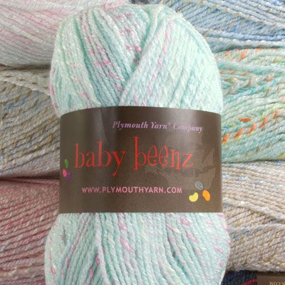 Plymouth Baby Beenz Yarn
