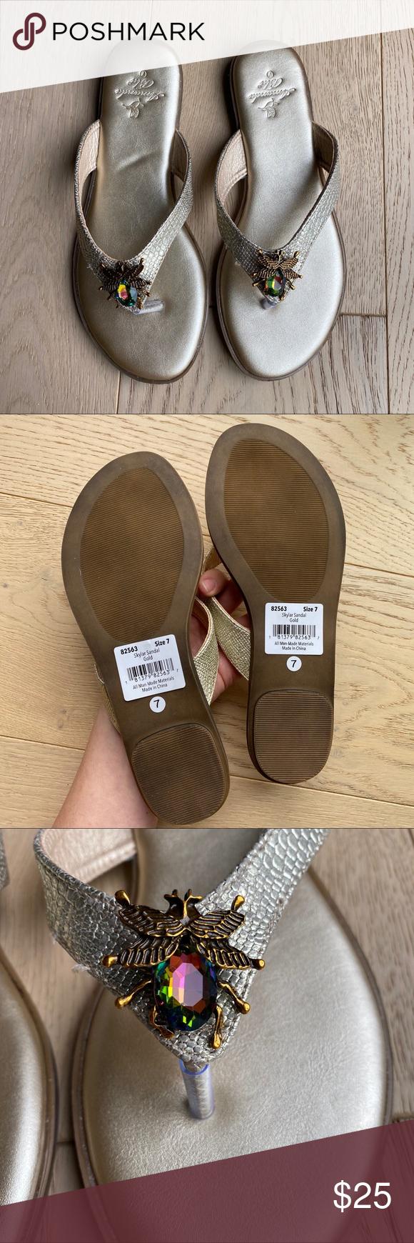 Amanda Blue Shoes Sandals