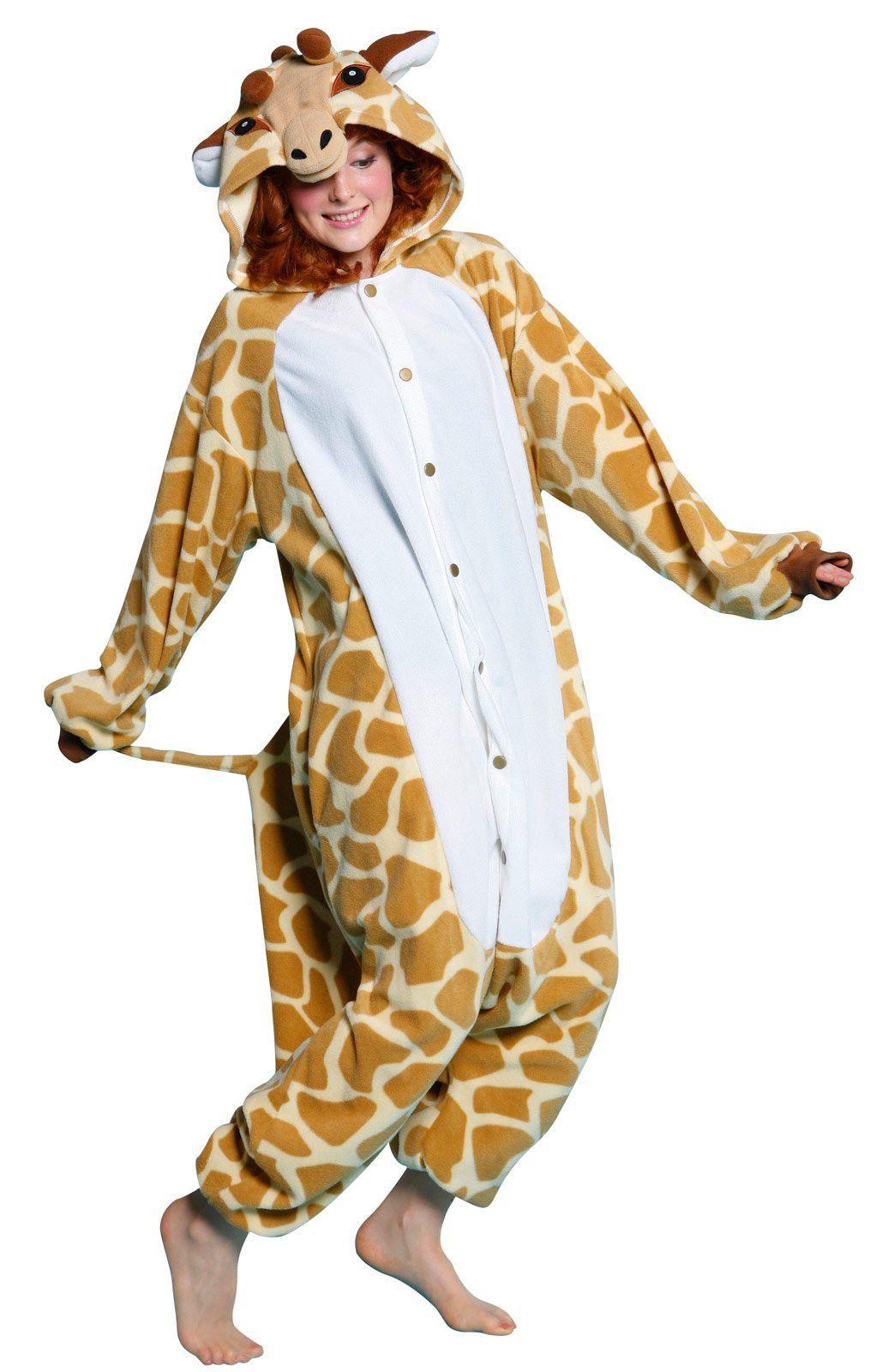 BCozy Giraffe Adult Costume  sc 1 st  Pinterest & BCozy Giraffe Adult Costume | giraffe costumes | Pinterest | Giraffe ...