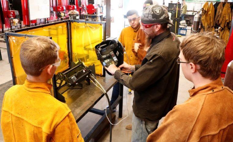 21st century welding training in 2020 welding training