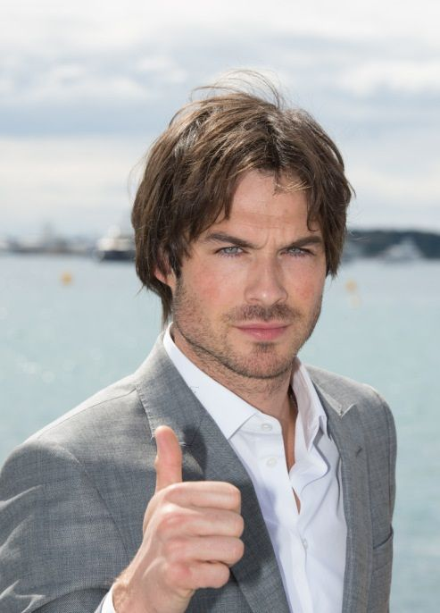 Ian Somerhalder - Photocall for Azzaro Pour Homme - May 21, 2015