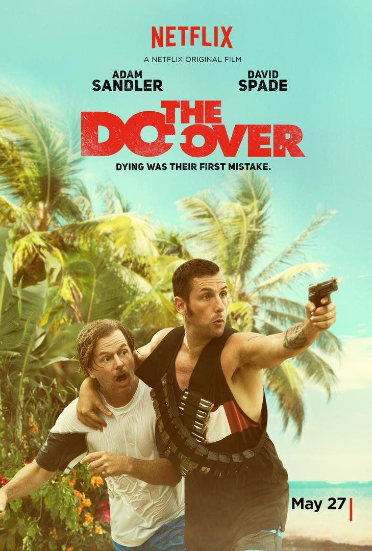 Trailer of The DoOver starring Adam Sandler and David