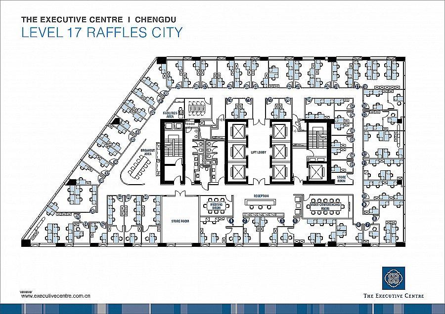 Raffles Hotel Floor Plan Interior Ideas Modern