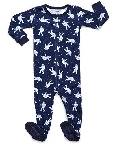 Leveret Baby Boys 2015 Footed Sleeper Pajama 100% Cotton (Size 6M ...