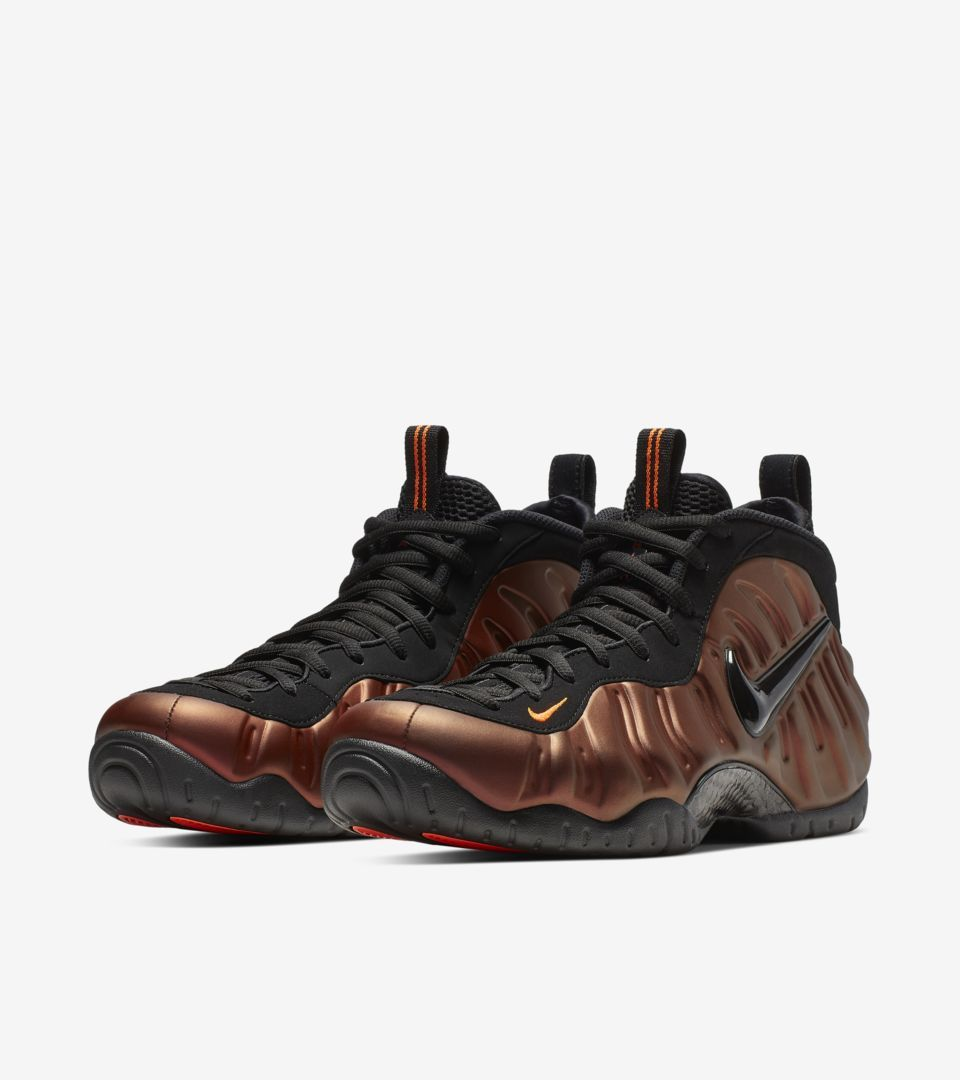 096a87aec3a Nike Air Foamposite Retro  Hyper Crimson  -Release Date  Saturday ...