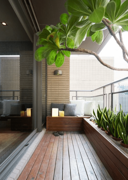 Photo of 20+ Amazing Apartment Balcony Decoration Ideas – Eweddingmag.com