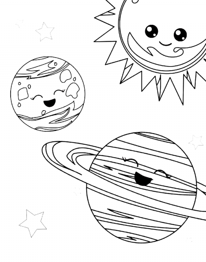 Space Activities For Kids | Download these free printable ...