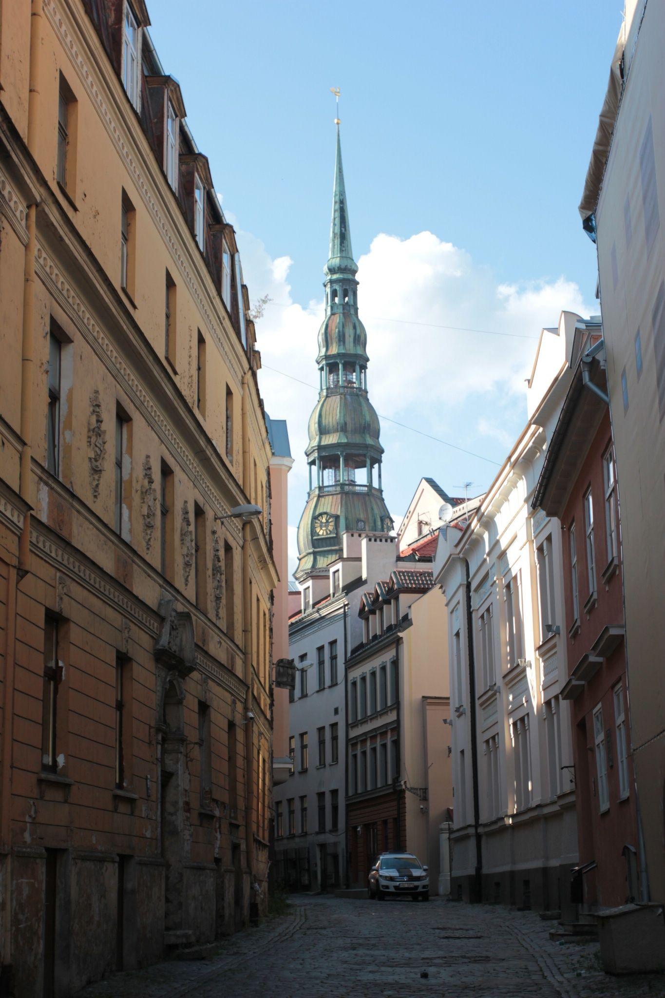 Old Riga by Дмитрий Григорьев on 500px