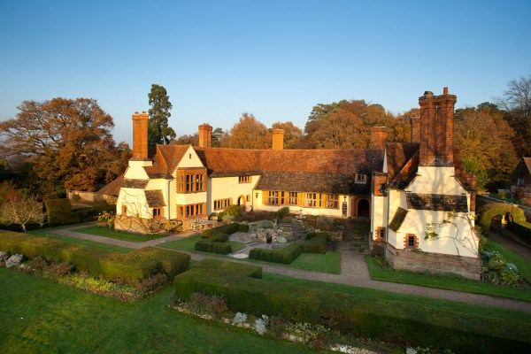Goddards Is A Large Country House In Abinger Common