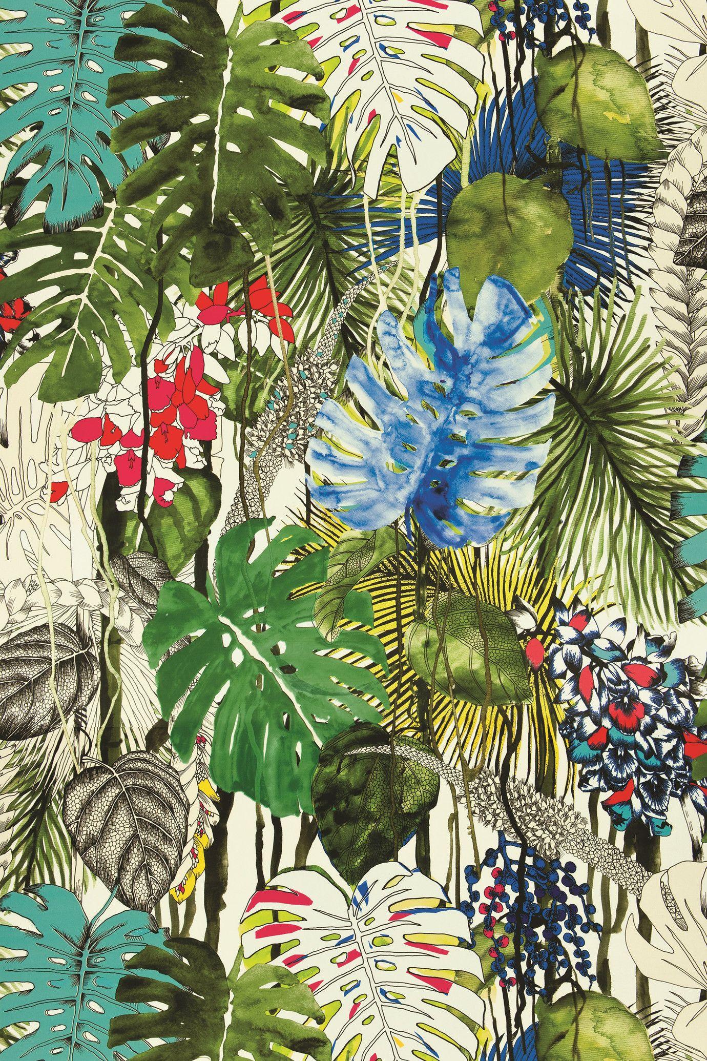 Beguiling Orchids Tropical art, Art, Christian lacroix