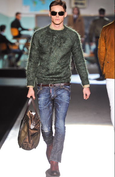 6055853c24f GQ s pick of the top 12 menswear trends for 2012 from Milan and Paris men s  fashion week - 12 trends for 2012 from