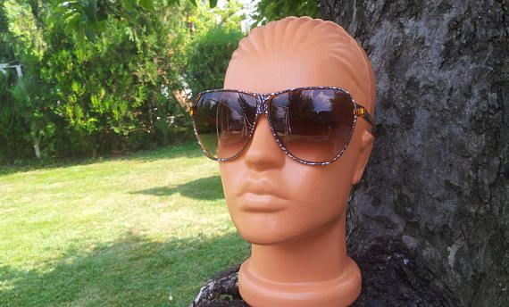 Vienna Line 1360 vintage sunglasses   oversized glasses for ladies   70 s  model   N O S   51fa0af652