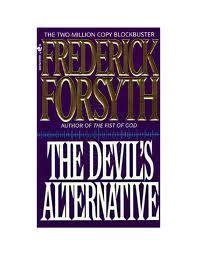 The devils alternative book
