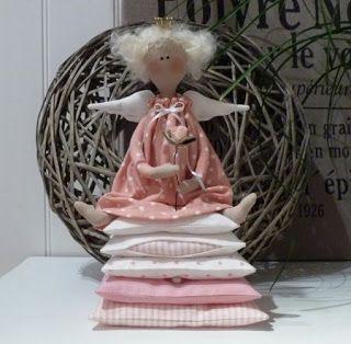 Prinzessin auf der erbse disney  tutoriais tildas.ru - parte 1 | Dolls
