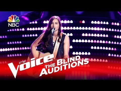 Joven salvadoreña genera impacto en el jurado del programa estadounidense 'The Voice' | esmitv