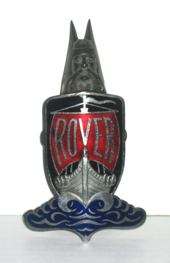 Rover Car Badge 1949 To 1964 Rover 75 Cyclops Similar To Other