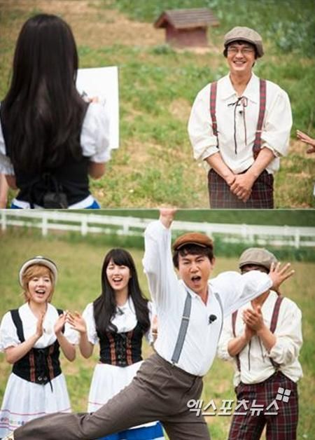 Suzy impresses with her artistic talent on 'Invincible Youth 2′