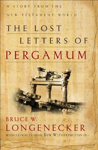 The Lost Letters of Pergamum, A Story from the New Testament World, http://www.amazon.ca/dp/B005UEXD1Y/ref=cm_sw_r_pi_awdl_XGWhwb5Z1GDGZ