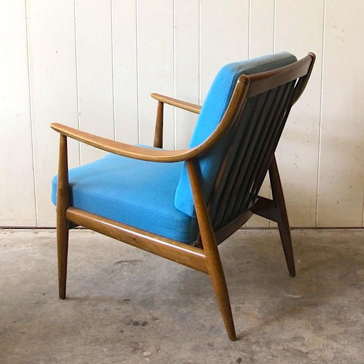 Charming Grandfathers Axe   Twentieth Century Danish Vintage Furniture   Chairs