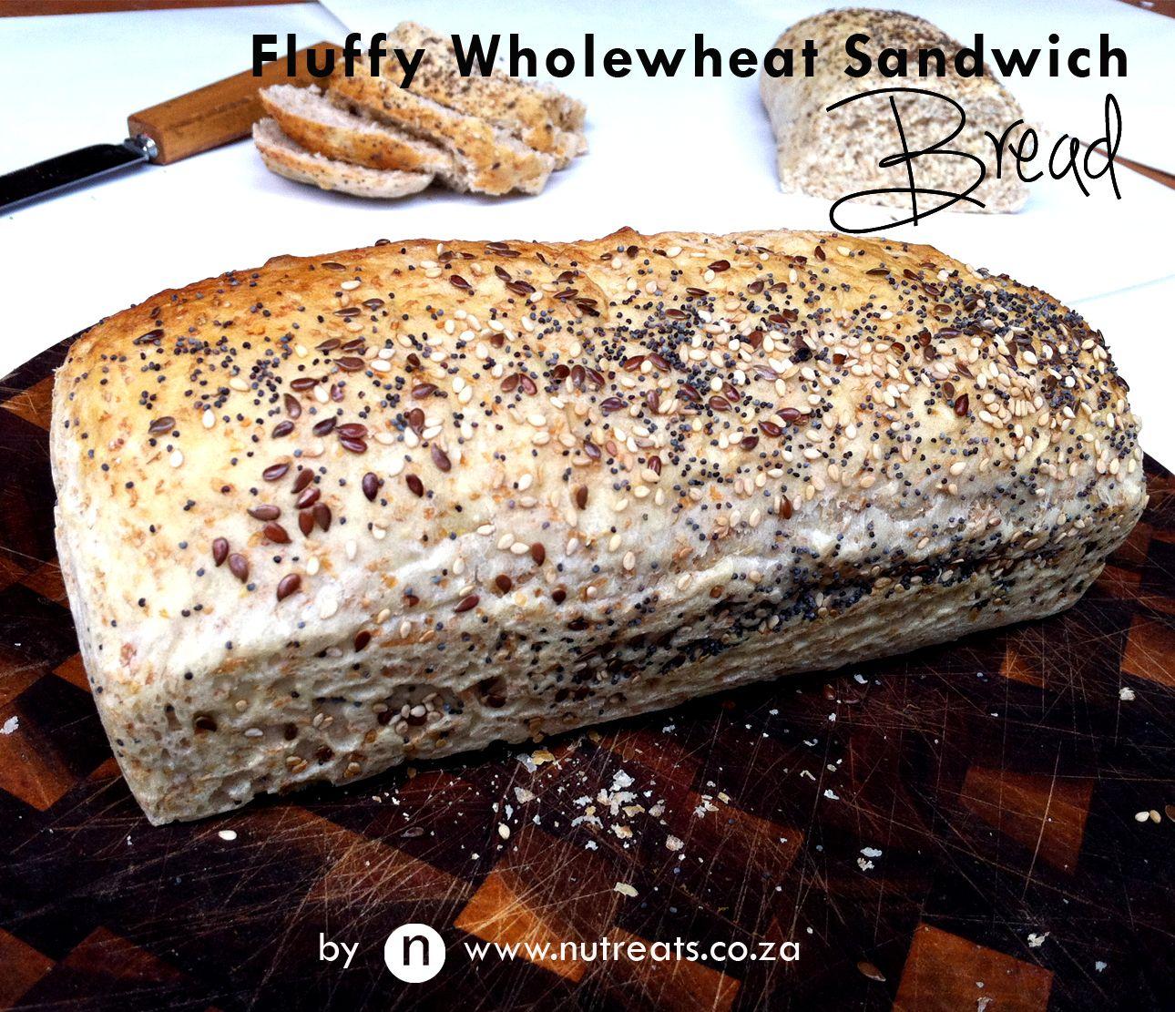 Healthy low calorie whole wheat sandwich bread recipes
