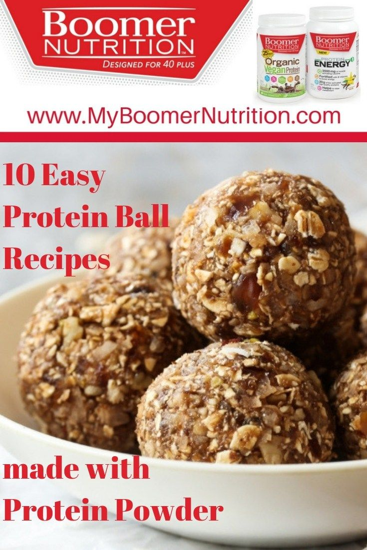 cake batter protein powder balls