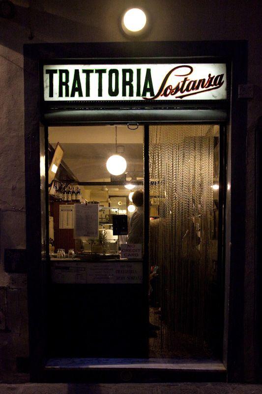 Trattoria Sostanza Il Troia Via Del Porcellana 25 R 50123 Florence Italy Tripadvisor