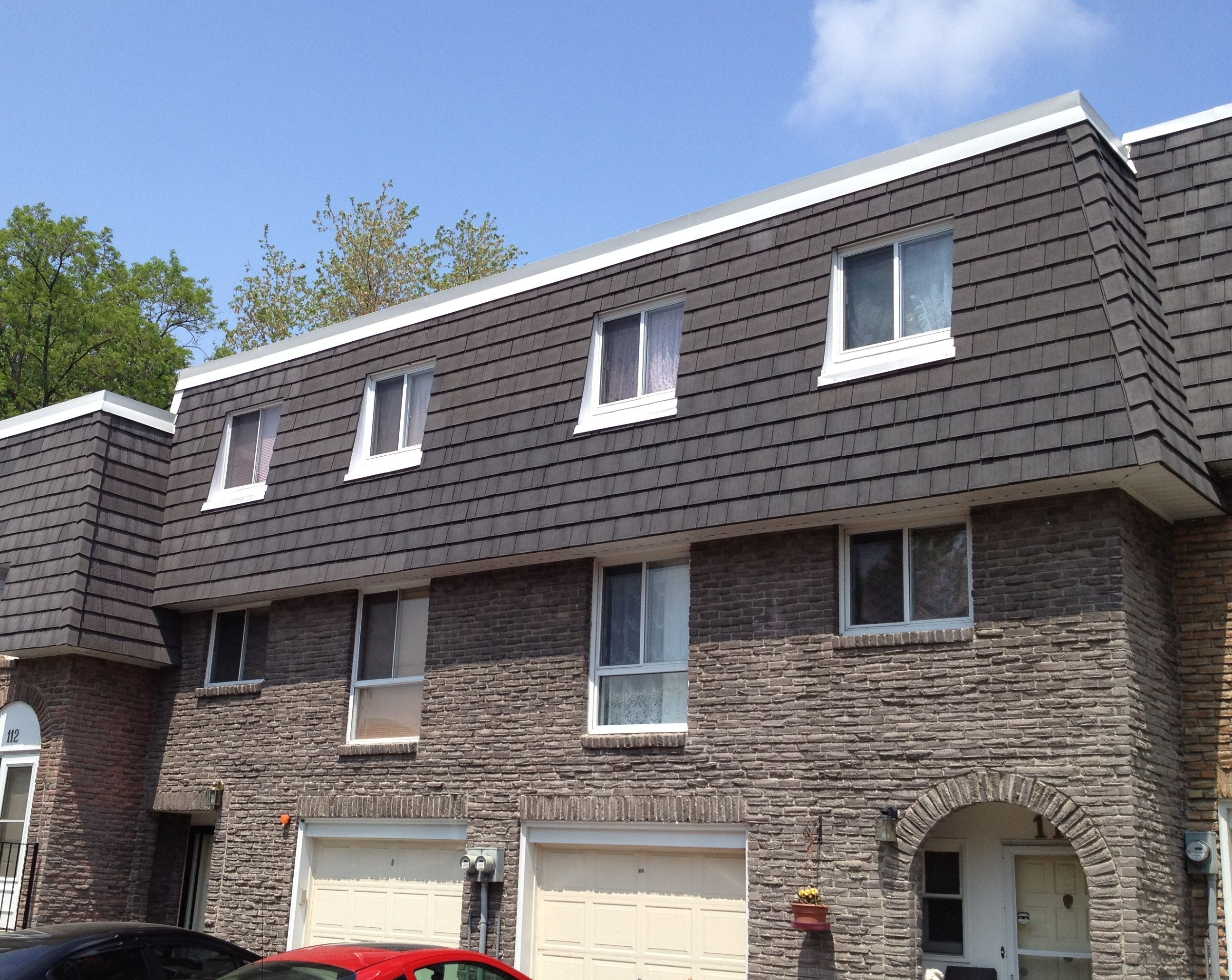 Best Synthetic Shingles Environshake Mansard Roof House 640 x 480