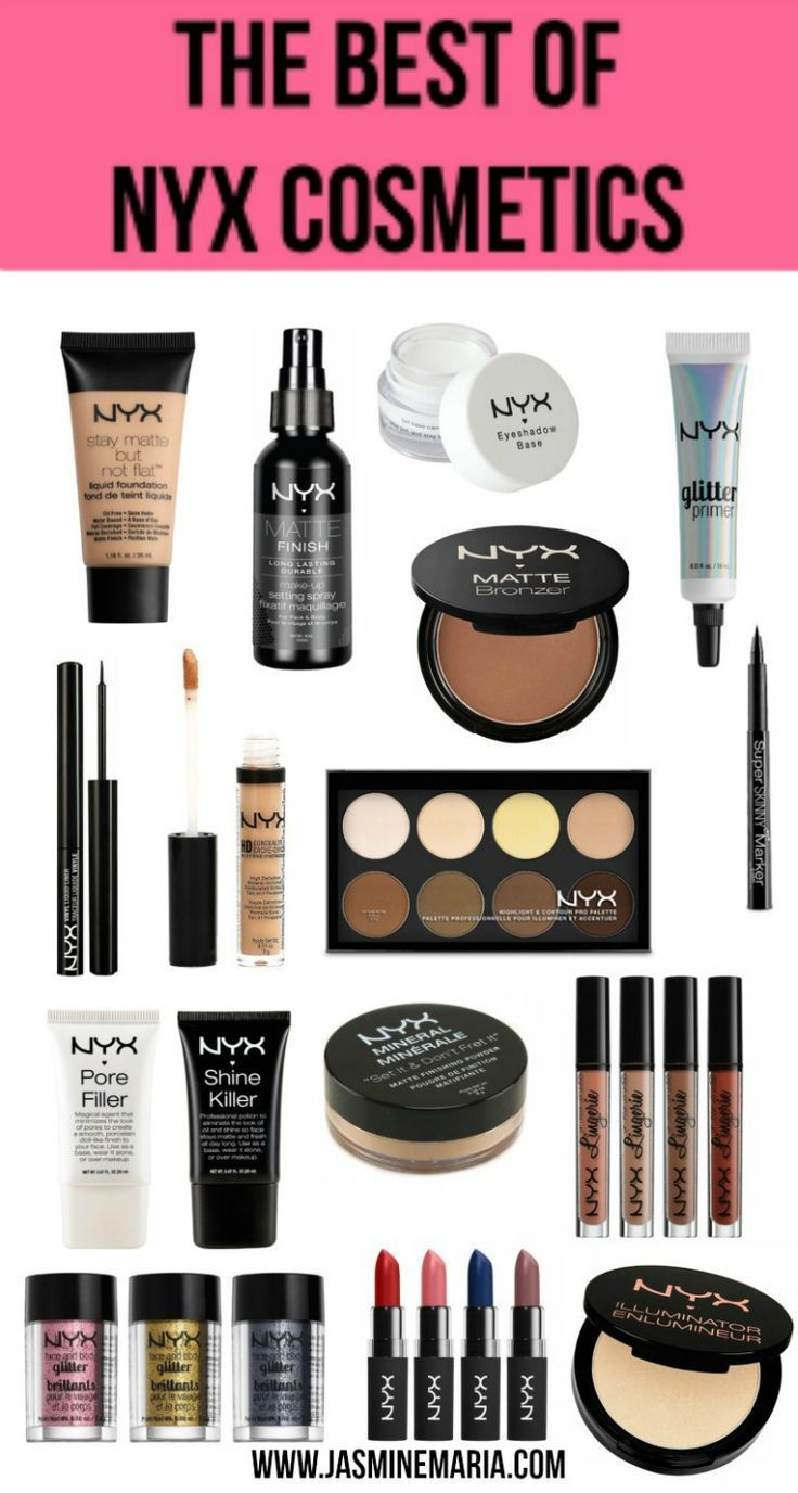 The Best of NYX Cosmetics Nyx makeup, Nyx cosmetics